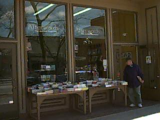 Afterwords Book Store