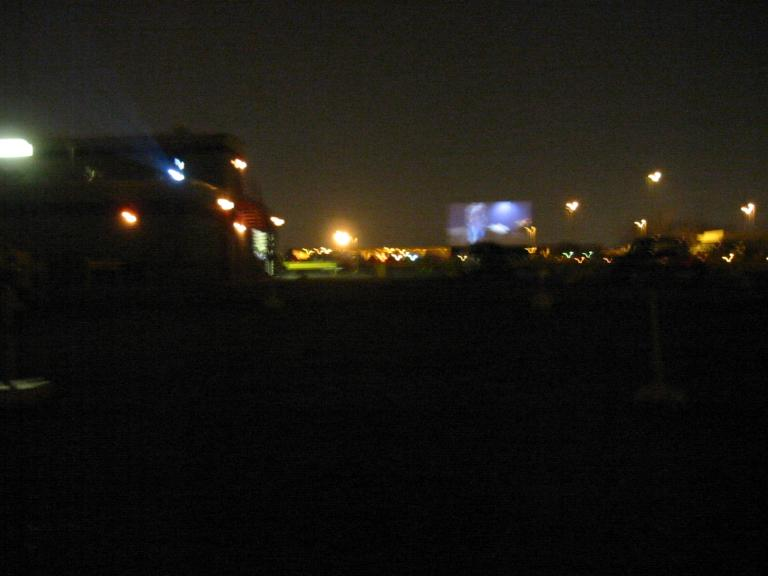 at the drive in movie. Cars Review. Best American Auto & Cars Review